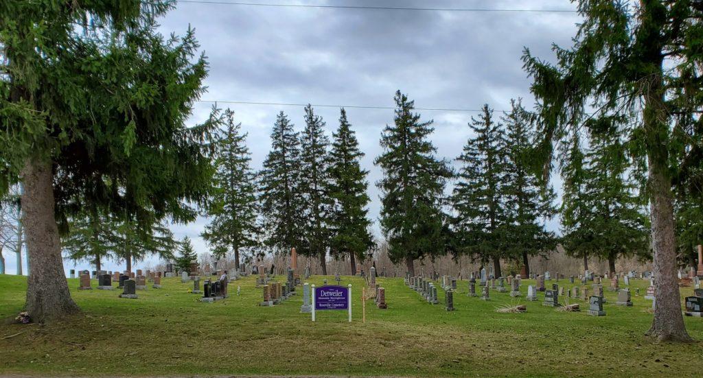 The Roseville Cemetery
